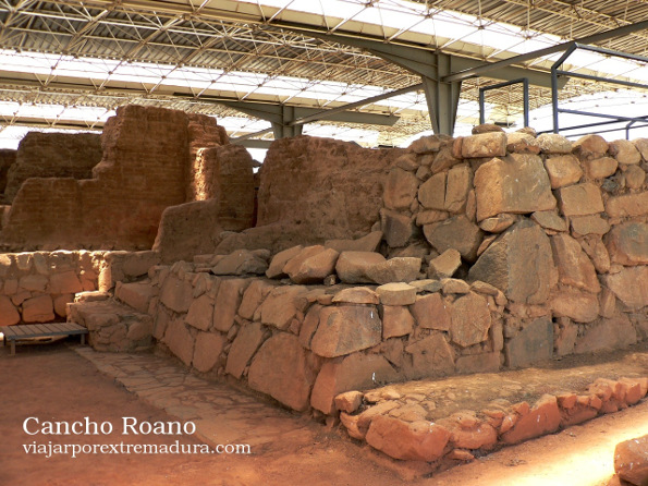 Cancho Roano, Tartessian archeological site