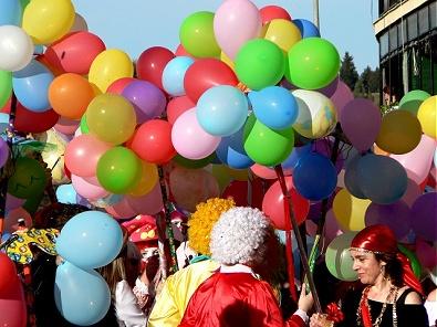 Carnival in Badajoz