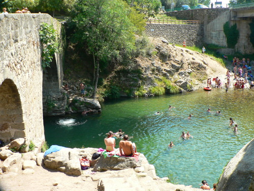 Have a great summer in extremadura spain visit western for Piscinas extremadura