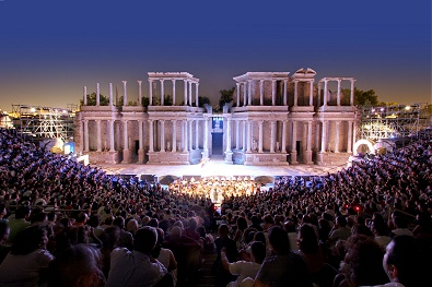 Classic Theater Festival of Merida