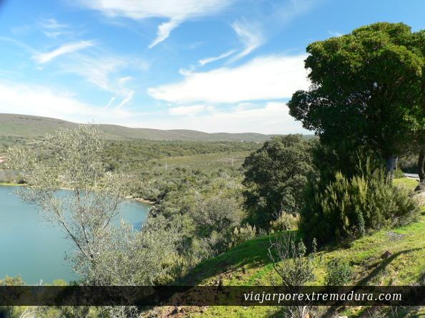 Monfrague landscape