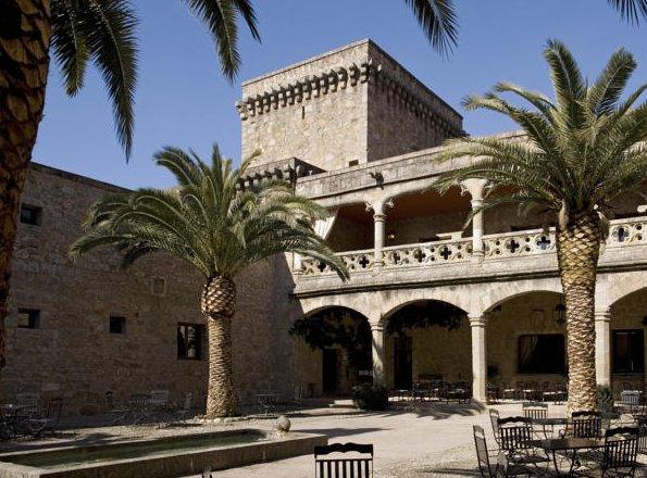 Parador (hotel) Jarandilla de la Vera