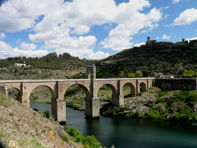 Roman Bridge of Alcantara