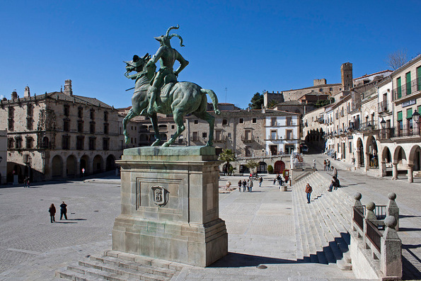 Plaza Mayor of Trujillo